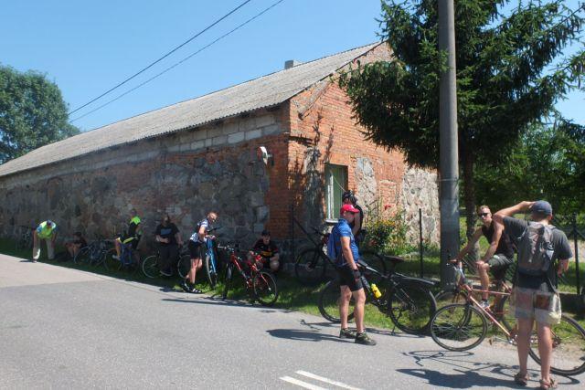 Wycieczka rowerowa szlakiem kamiennego dziedzictwa ziemi lubawskiej.