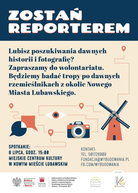Wolontariat dla młodzieży - REKRUTACJA