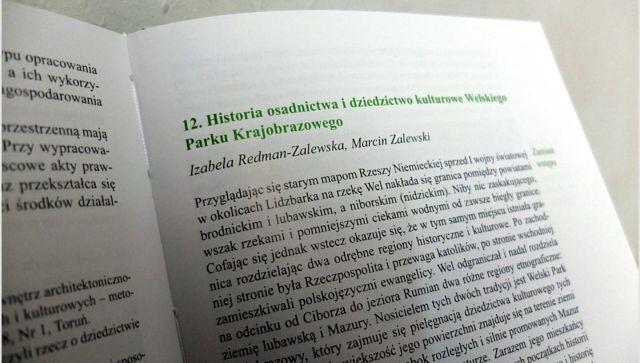 Monografia Welskiego Parku Krajobrazowego