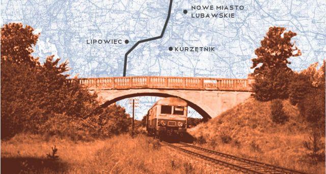 Ostatni przejazd drezyną // warsztaty o starej linii kolejowej